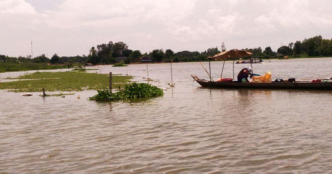 Các địa phương đồng bằng sông Cửu Long ứng phó với lũ (27/9/2018)