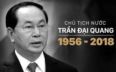 Thông cáo đặc biệt: Chủ tịch nước Trần Đại Quang từ trần (Thời sự chiều 23/9/2018)