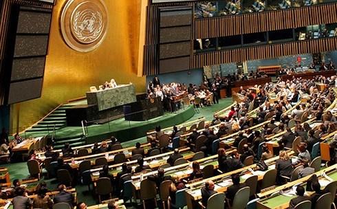 Thủ tướng Nguyễn Xuân Phúc tham dự phiên thảo luận chung cấp cao khóa 73 Đại hội đồng Liên Hợp Quốc tại New York, Mỹ (Thời sự trưa 26/9/2018)