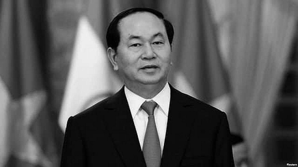 Lãnh đạo nhiều quốc gia tiếp tục gửi điện chia buồn đến lãnh đạo Đảng, Nhà nước ta và gia đình Chủ tịch nước Trần Đại Quang (Thời sự chiều 24/9/2018)