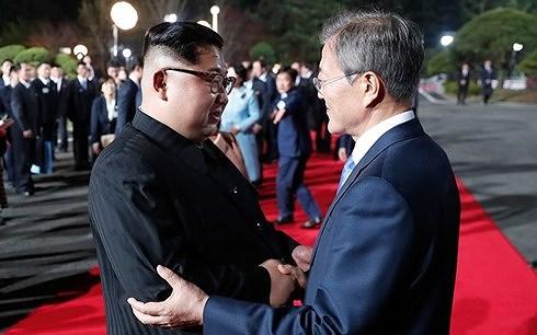 Hàn Quốc và Triều Tiên mở lại văn phòng liên lạc chung (16/9/2018)