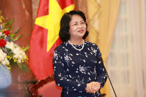 Ủy ban Thường vụ Quốc hội thông báo về việc thực hiện quyền Chủ tịch nước Cộng hòa Xã hội Chủ nghĩa Việt Nam (Thời sự trưa 23/9/2018)