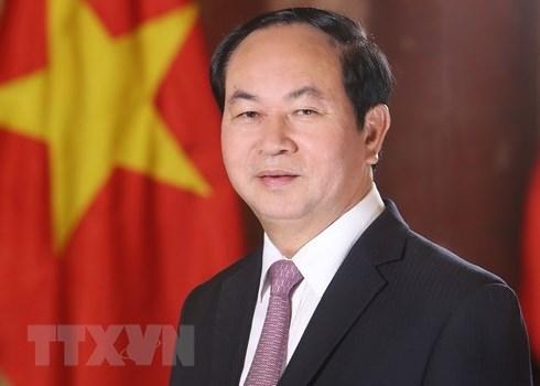Lãnh đạo các nước chia buồn Chủ tịch nước Trần Đại Quang từ trần (Thời sự đêm 23/9/2018)