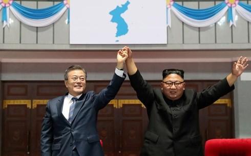 Thượng đỉnh Liên Triều lần 3 trong năm 2018: Cột mốc mới của tiến trình hòa bình, hòa giải (23/9/2018)