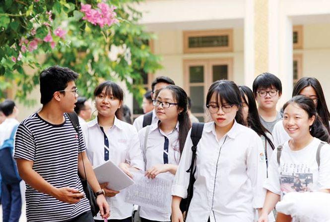 """Thầy và trò ở Hà Giang gượng dậy sau """"cơn bão"""" điểm thi Trung học phổ thông quốc gia (4/9/2018)"""