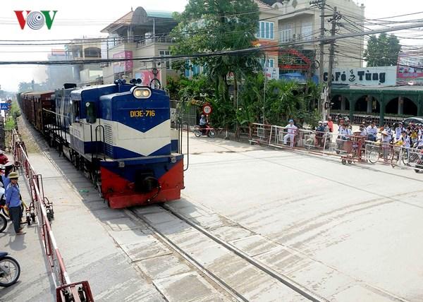 Đổi mới chất lượng dịch vụ, nâng cao thị phần vận tải đường sắt (20/9/2018)
