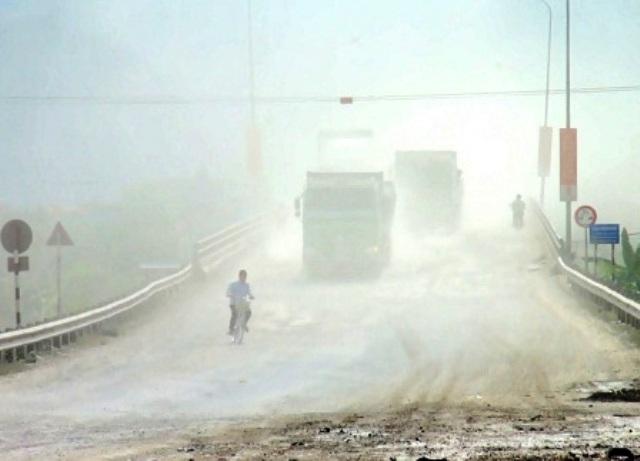 Ô nhiễm bụi ở Hà Nam: Bài toán kinh tế và gánh nặng môi trường (23/1/2019)