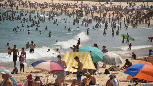 Australia vật lộn chống chọi đợt sóng nhiệt lịch sử (21/1/2019)
