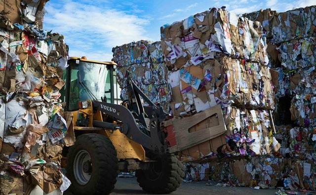 Thụy Điển đi đầu thế giới trong xử lý rác thải (23/1/2019)