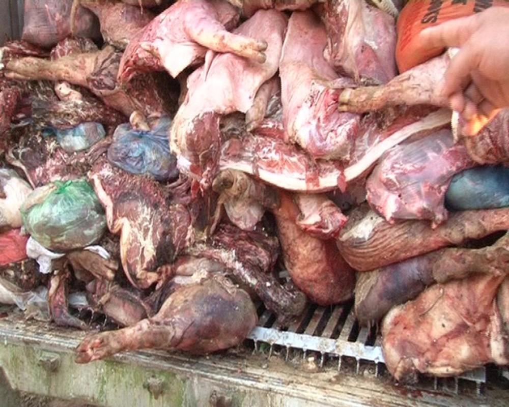 Quảng Ninh nhức nhối buôn lậu thực phẩm bẩn vùng biên (24/1/2019)