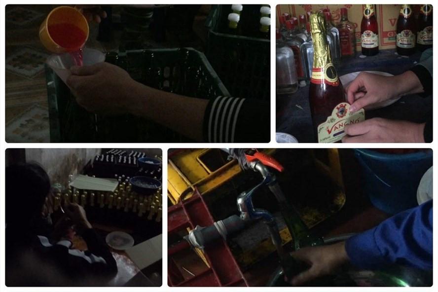 Từ vụ báo chí phản ánh công nghệ sản xuất rượu giả siêu tốc, siêu rẻ ở Hà Đông (Hà Nội), đặt ra vấn đề, cần tổng điều tra, truy quét trên toàn quốc ngay trong dịp cao điểm cận Tết Nguyên đán (Thời sự trưa 17/1/2019)