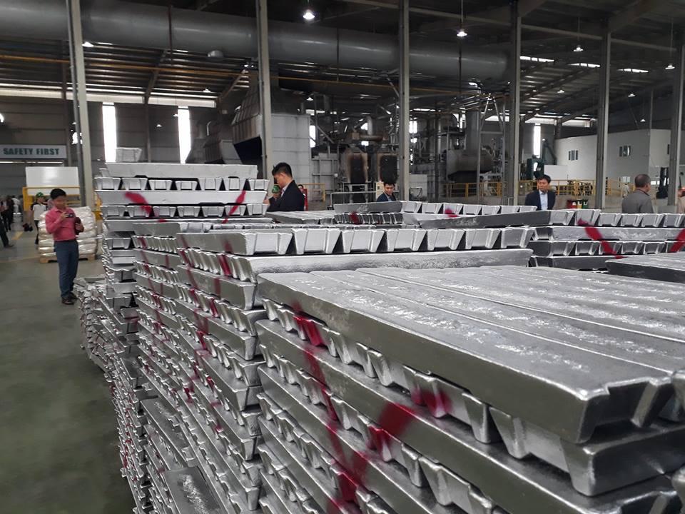 Bộ Công thương điều tra chống bán phá giá đối với một số sản phẩm kim loại và hợp kim có xuất xứ từ Trung Quốc (Thời sự chiều 13/1/2019)
