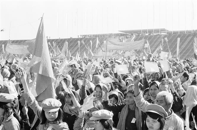 40 năm giải phóng Campuchia khỏi chế độ Khmer Đỏ: Chiến thắng của tinh thần quốc tế cao cả và trong sáng (7/1/2019)