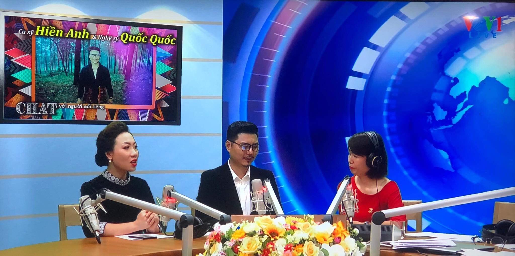 """Đi tìm """"Lời ru mặt trời"""" của ca sĩ Hiền Anh và Nghệ sĩ Quốc Quốc (12/1/2019)"""