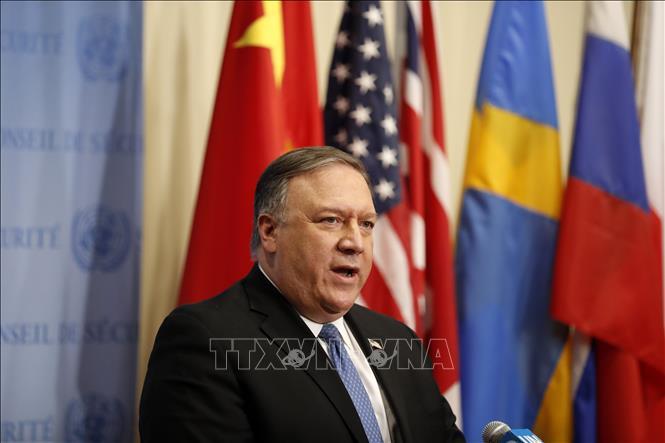 Trọng trách của ngoại trưởng Mỹ trong chuyến thăm Trung Đông (10/1/2019)