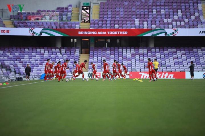 Tối nay, sẽ diễn ra trận đấu giữa đội tuyển bóng đá Việt Nam với đội Yemen tại bảng D Asian Cup 2019 (Thời sự sáng 16/1/2019)