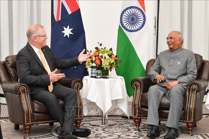 Ngoại trưởng Australia thăm Ấn Độ tăng cường mối quan hệ song phương (8/1/2019)