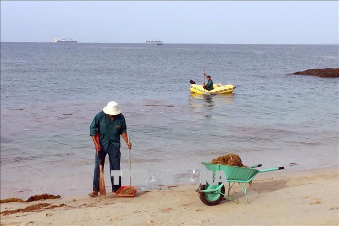 Phát triển kinh tế biển gắn với bảo vệ bền vững môi trường sinh thái biển (3/1/2019)