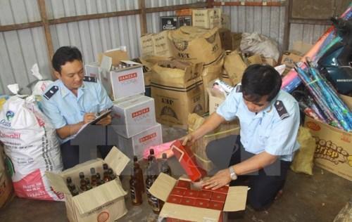Lạng Sơn: Không để buôn lậu diễn biến phức tạp dịp Tết Nguyên đán Kỷ Hợi 2019 (15/1/2019)