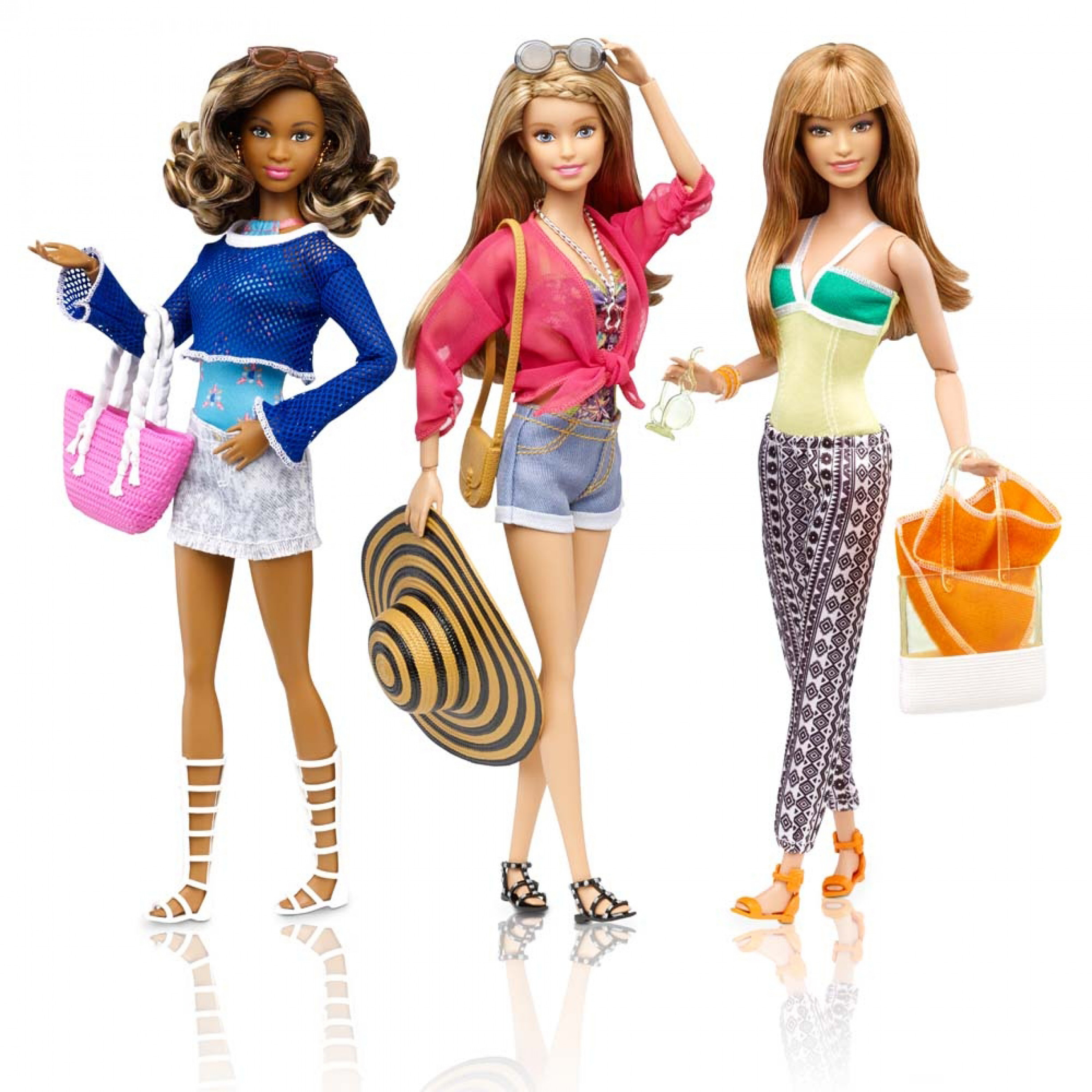 Búp bê Barbie, người đẹp không tuổi đón sinh nhật lần thứ 60 (5/1/2019)