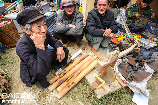 Độc đáo phiên chợ vùng cao của người dân nơi địa đầu Tổ quốc (26/1/2019)