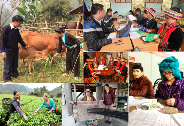 Chính sách phát triển kinh tế, xã hội đối với đồng bào dân tộc miền núi (18/1/2019)