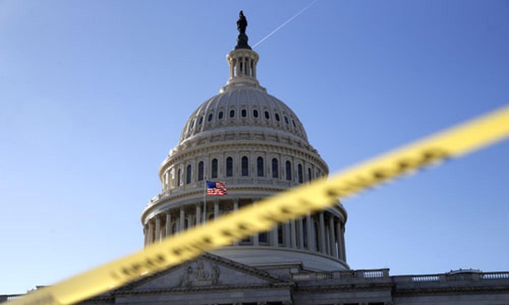 Chính phủ Mỹ đóng cửa kéo dài, tác động tới nhiều mặt của nền kinh tế Mỹ (14/1/2019)