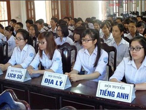 Bộ Giáo dục và Đào tạo phản hồi chính thức về thông tin xung quanh đề thi Kỳ thi chọn học sinh giỏi quốc gia năm 2019. (Thời sự chiều 19/1/2019)