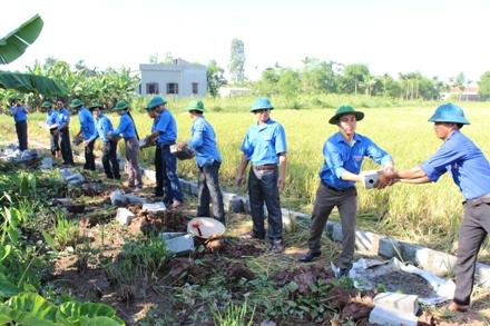 Phong trào nêu gương nói đi đôi với làm ở Ninh Bình (22/1/2019)