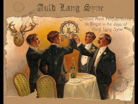 Những điều ít biết về Auld Lang Syne - Ca khúc được nghe nhiều nhất trong những ngày đầu năm mới (4/1/2019)