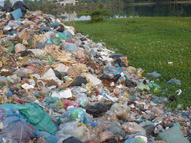 Bài toán nào xử  lý ô nhiễm bãi rác Nam Sơn ở Sóc Sơn, Hà Nội (21/1//2019)