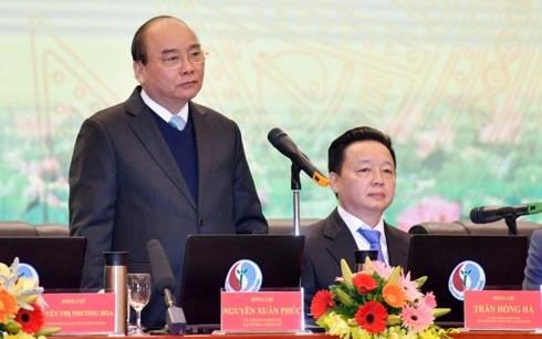 Thủ tướng Nguyễn Xuân Phúc đề nghị ngành Tài nguyên và Môi trường cần tạo nền tảng vững chắc để bứt phá trong năm nay (Thời sự trưa 8/1/2019)