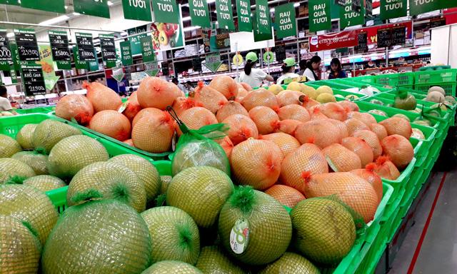 Xuất khẩu trái cây tăng trưởng ngoạn mục năm 2018 (5/1/2019)