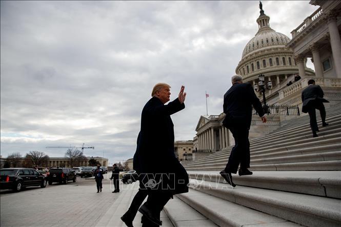 Chính phủ Mỹ khó sớm mở cửa trở lại (21/1/2019)