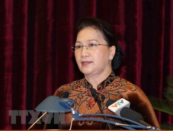 Chủ tịch Quốc hội Nguyễn Thị Kim Ngân: Đảng viên ở bất cứ cương vị công tác nào vi phạm đều phải xử lý nghiêm (Thời sự trưa 23/1/2019)