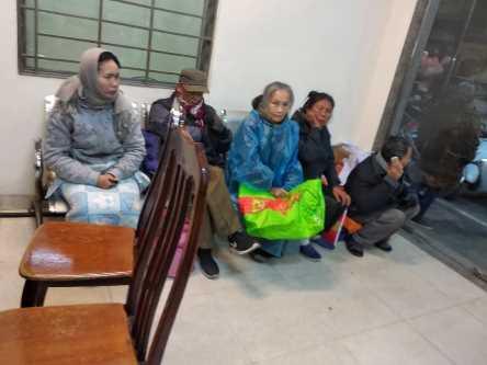 Giúp đỡ người vô gia cư, không nơi nương tựa, trẻ em lang thang cơ nhỡ, người khuyết tật trong dịp Tết Nguyên đán (8/1/2019)