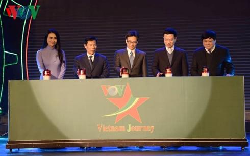 Đài Tiếng nói Việt Nam chính thức lên sóng kênh truyền hình chuyên biệt Văn hóa - Du lịch  - Vietnam Journey (Thời sự đêm 9/1/2019)