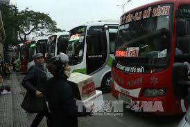 Các ngành vận tải tăng cường phục vụ nhu cầu đi lại của hành khách trong dịp Tết Nguyên đán (31/1/2019)