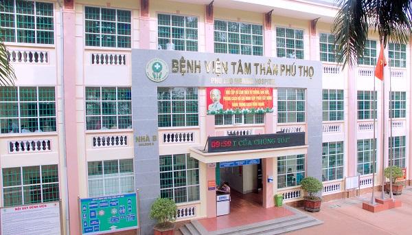 Cán bộ, nhân viên Bệnh viện Tâm thần Phú Thọ làm theo lời Bác (8/10/2019)