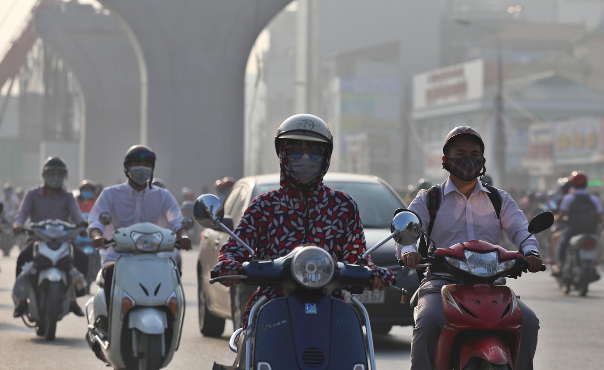 Phòng chống và cảnh báo ô nhiễm không khí, giải pháp giảm tác hại do ô nhiễm không khí ở Hà Nội (1/10/2019)