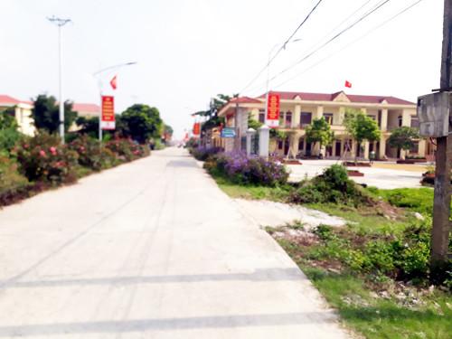 Hà Nam nỗ lực xây dựng nông thôn mới kiểu mẫu (28/10/2019)