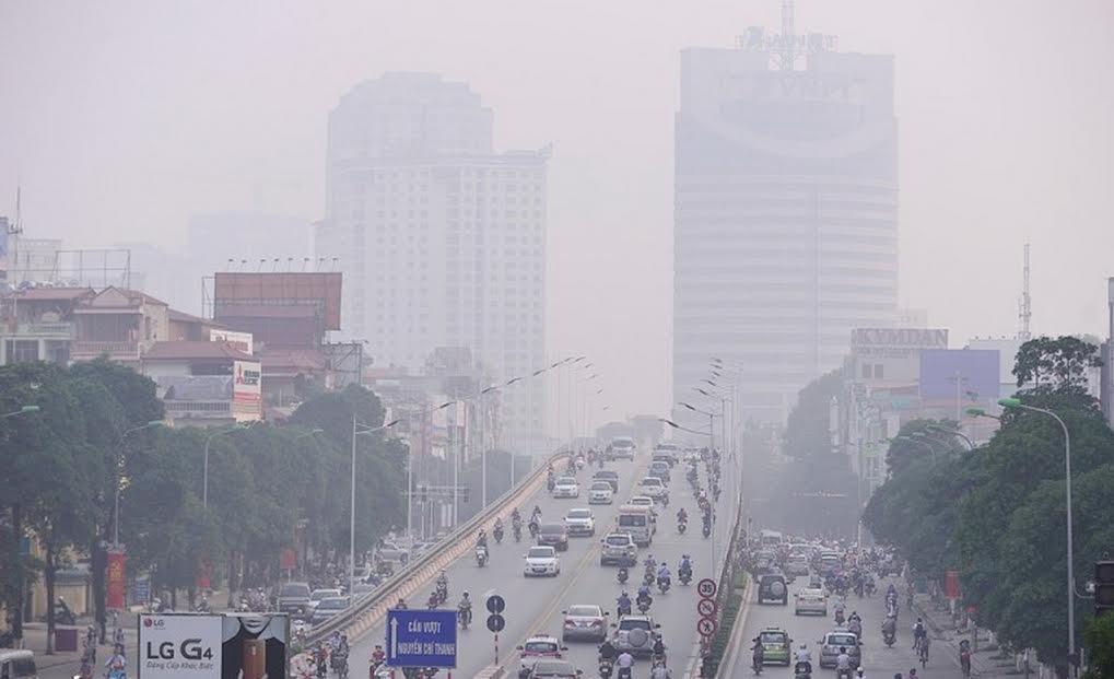Thực trạng ô nhiễm không khí đang ở mức báo động tại Hà Nội và những thành phố lớn (2/10/2019)