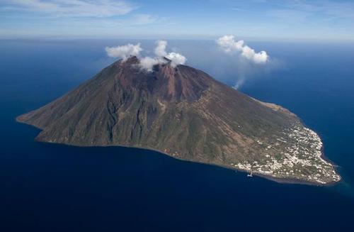 Đảo Stromboli -