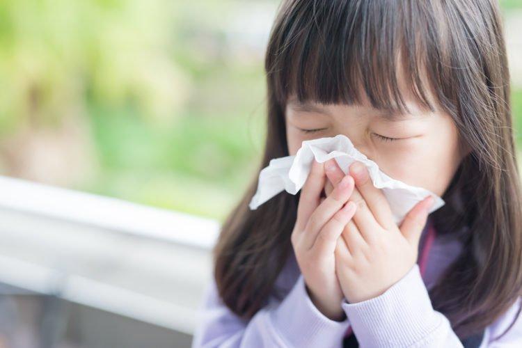 Cách phòng bệnh giúp trẻ khỏe mạnh khi giao mùa (14/10/2019)