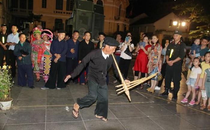 Sắc màu văn hóa Hà Giang giữa thủ đô Hà Nội (15/10/2019)