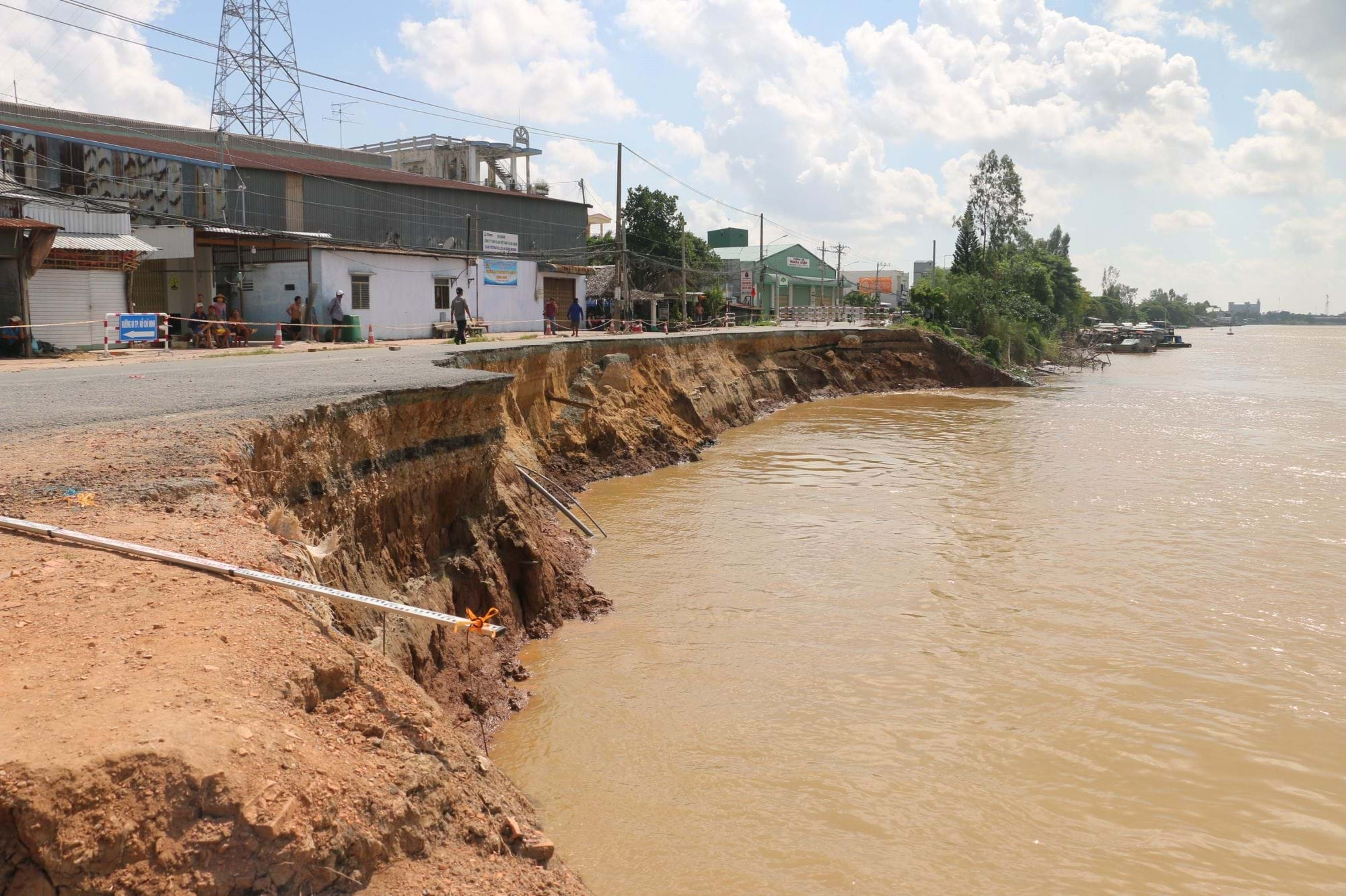 Hà Lan hỗ trợ Việt Nam tìm ra nguyên nhân sụt lún ở đồng bằng sông Cửu Long (28/10/2019)
