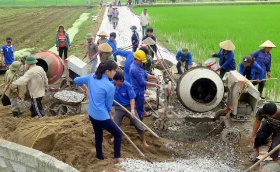 Vai trò của người dân trong xây dựng nông thôn mới (15/10/2019)