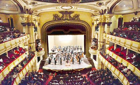 Thừa và thiếu nhà hát trong lĩnh vực biểu diễn nghệ thuật (1/10/2019)