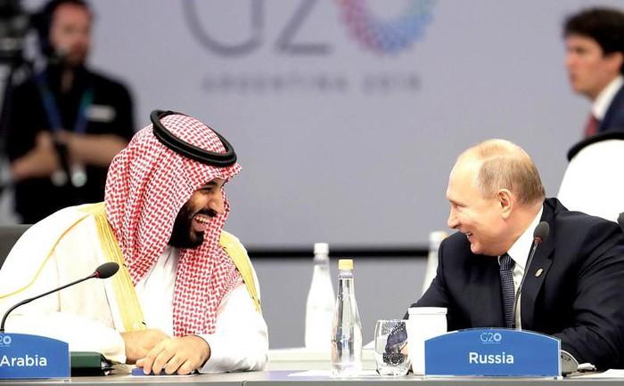 Tổng thống Nga tới Ả-rập Xê-út thúc đẩy hợp tác song phương. (14/10/2019)