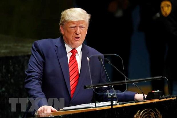 Luận tội Tổng thống Mỹ: Quy trình và tác động? (1/10/2019)